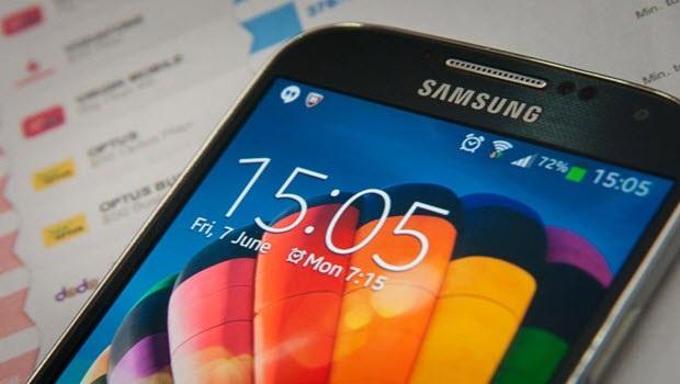 Çakma Galaxy S4 Büyük Tehditler Savuruyor