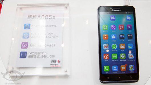 64 Bit Destekli İlk Android Telefon Tanıtıldı
