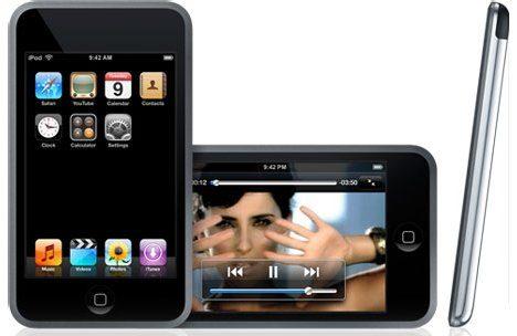 Apple, 16 GB iPod Touch Modellerini Yeniliyor