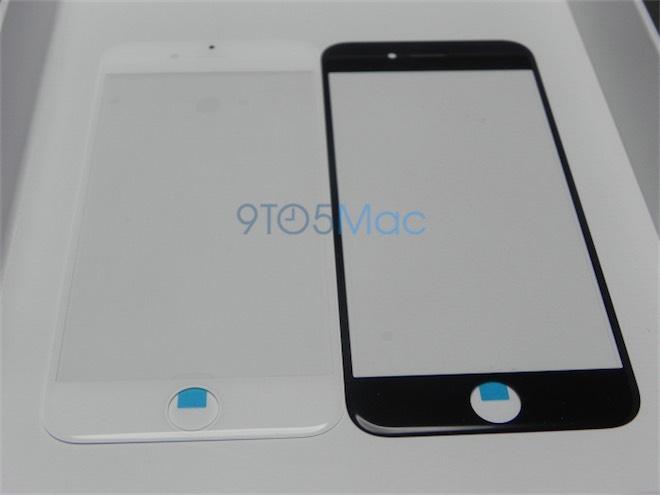 iPhone 6'nın Siyahı ve beyazı karşılaştırıldı