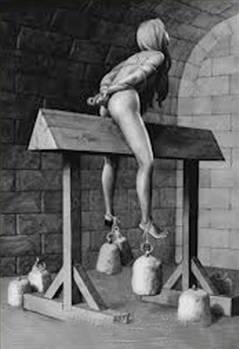 En korkutucu 5 Ortaçağ işkence aracı
