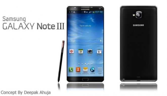 Samsung Galaxy Note 3'e Güncelleme