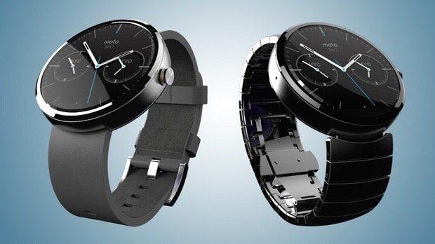 Motorola, Moto 360 Kablosuz Şarj Teknolojisine Sahip Olabilir