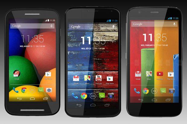 Motorola Yeni Güncelleme Yayınladı