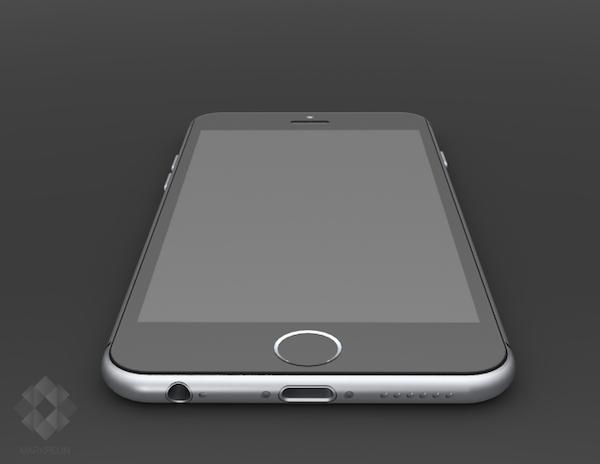 iPhone 6 görüntüleri sızdı
