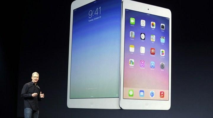 Apple iPad zirveye oynuyor