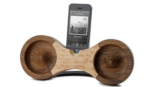 El Yapımı iPhone Hoparlörü Eight