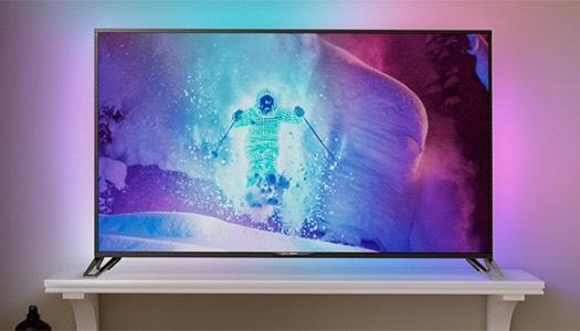 Philips'in Yeni Android'li TV'si Tanıtıldı!