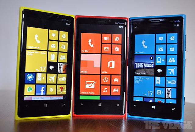 Nokia Lumia 730 gelebilir