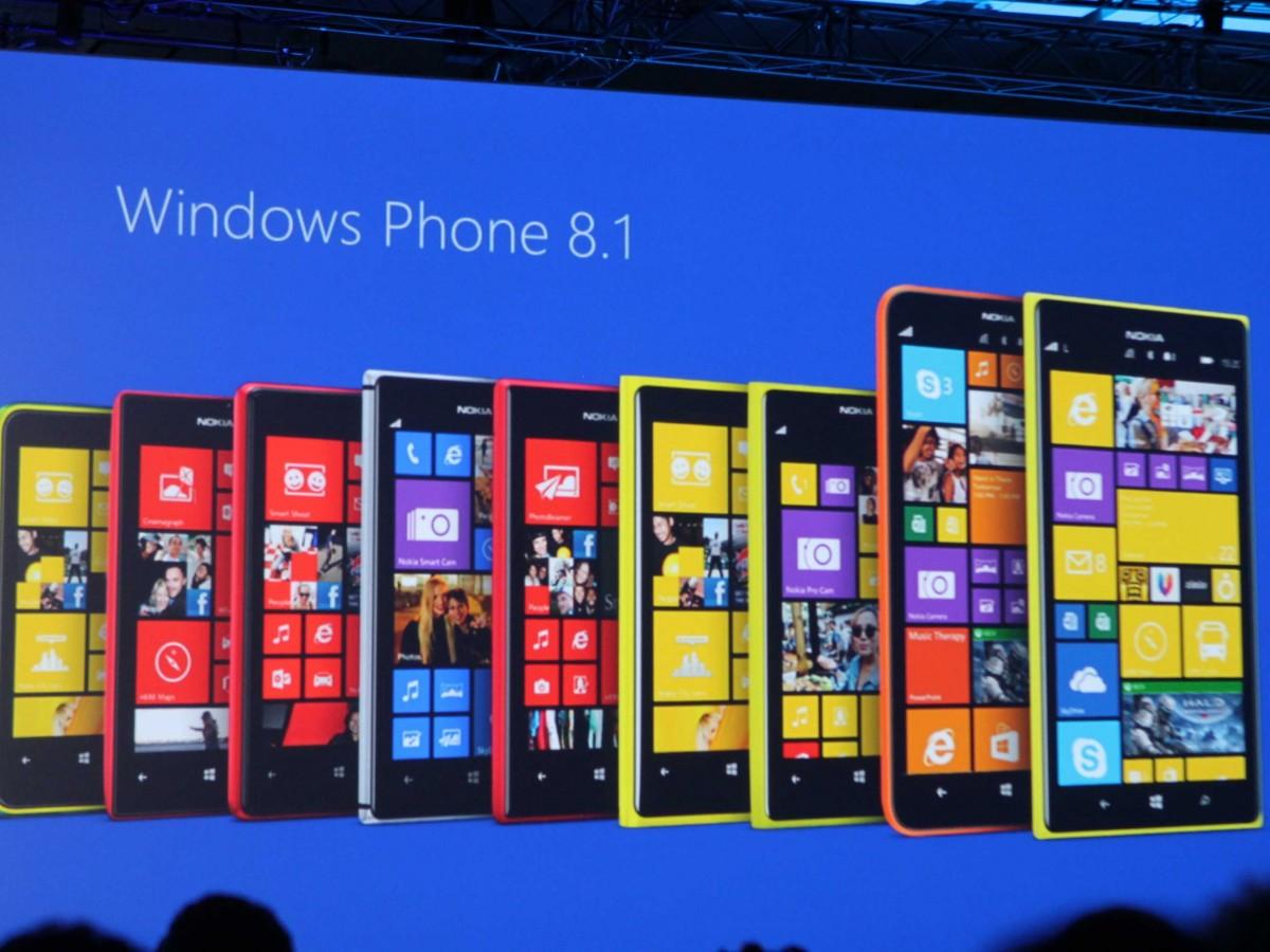 Windows Phone uygulama silme ve yükleme