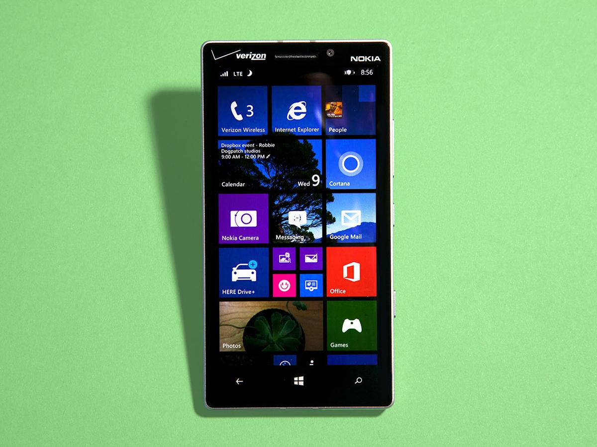 Birleşik Krallık ve Hindistan için Lumia 1320 Cyan güncellemesi yayınlandı