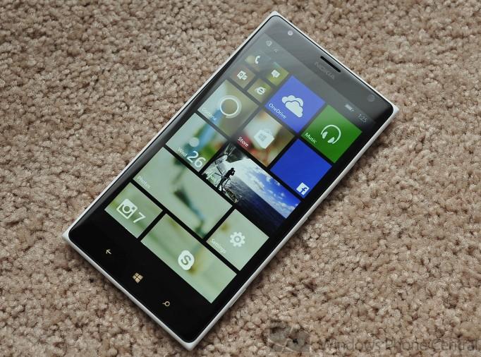 Ekran ve Şebeke Windows Phone için güncellendi