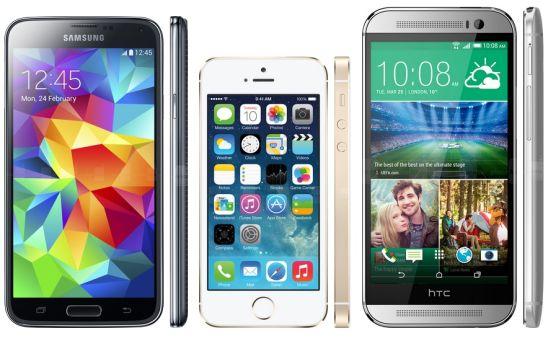2014 yılı içinde en çok hangi telefonlar sattı?