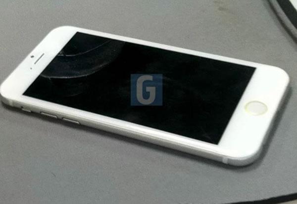 iPhone 6 için iki yeni fotoğraf sızdırıldı