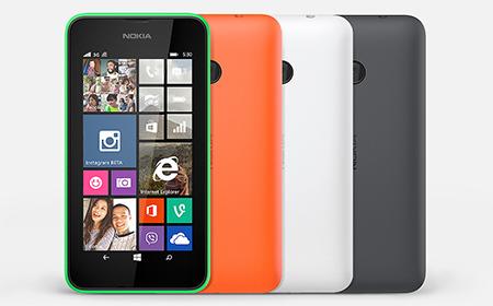 Nokia Lumia 530 resmi olarak duyuruldu