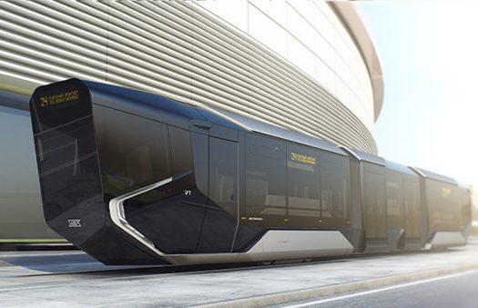 Batman Tarzı Tramvay – Russia One