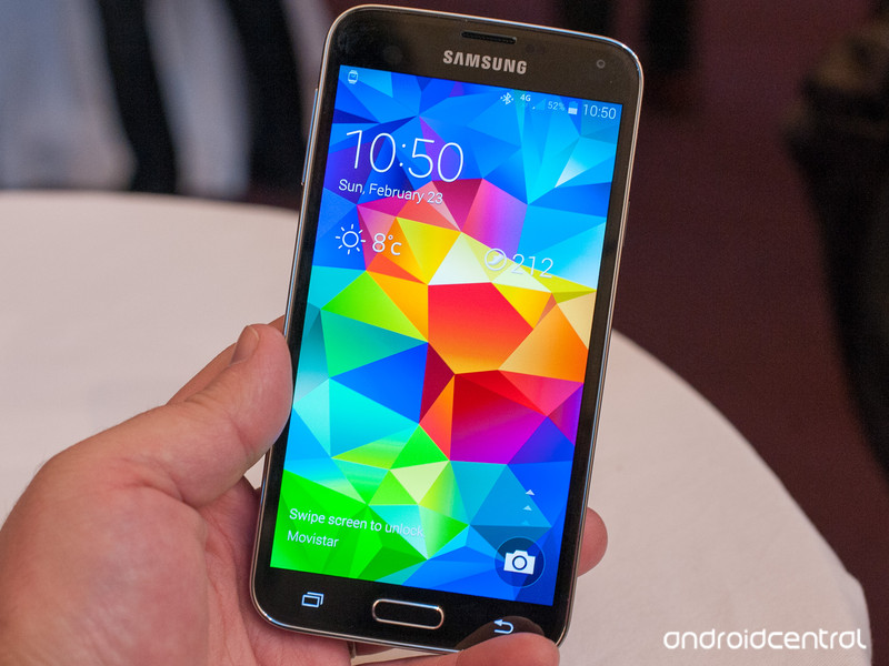 Samsung Galaxy S5 kamerasından çekilmiş video yayınlandı