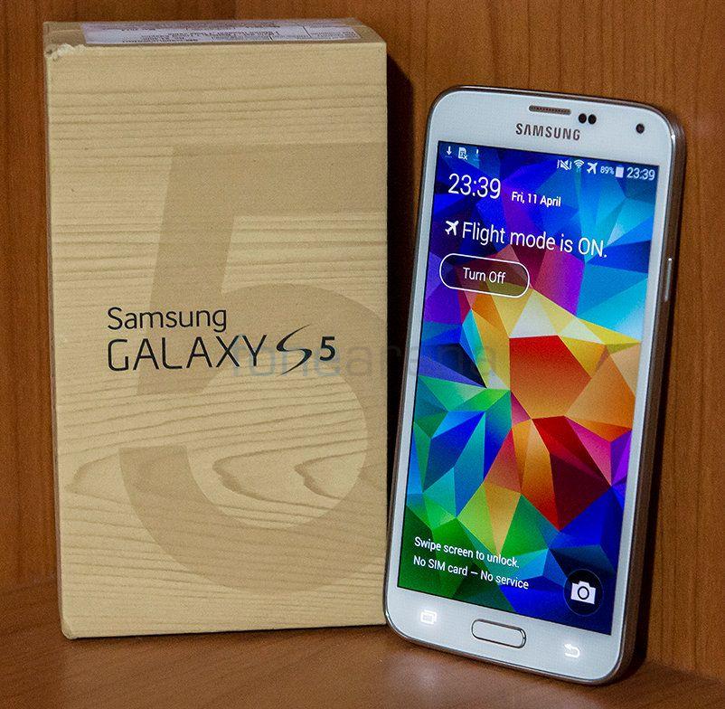 Samsung Galaxy S5 performansını arttırmak için güncelleme geliyor