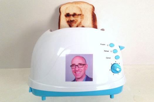 Selfie Ekmek Kızartma Makinesi
