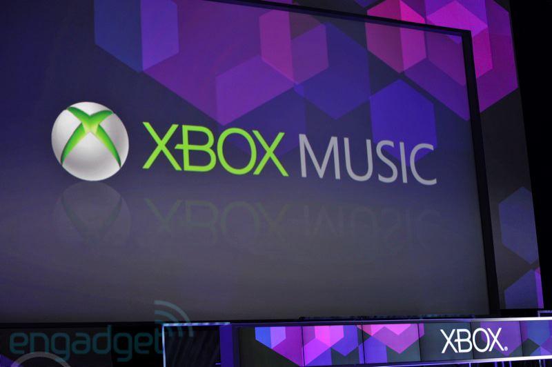 Xbox Müzik için güncelleme geliyor