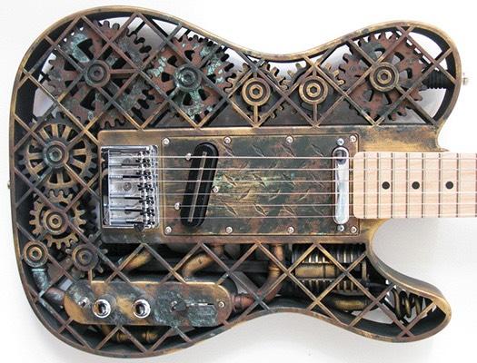 3d baskı gitar (2)