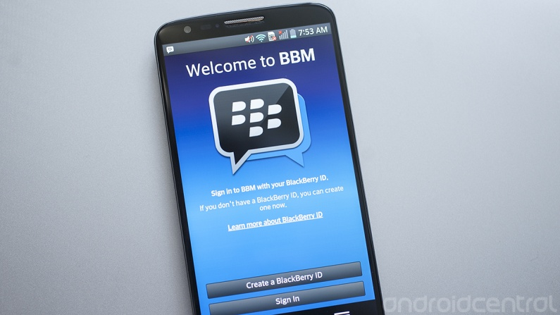 Android BBM inceleme