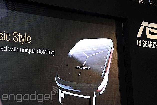 Asus ZenWatch akıllı saat tanıtıldı