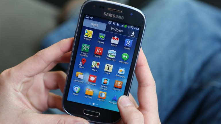 Samsung galaxy s3 recovery photo