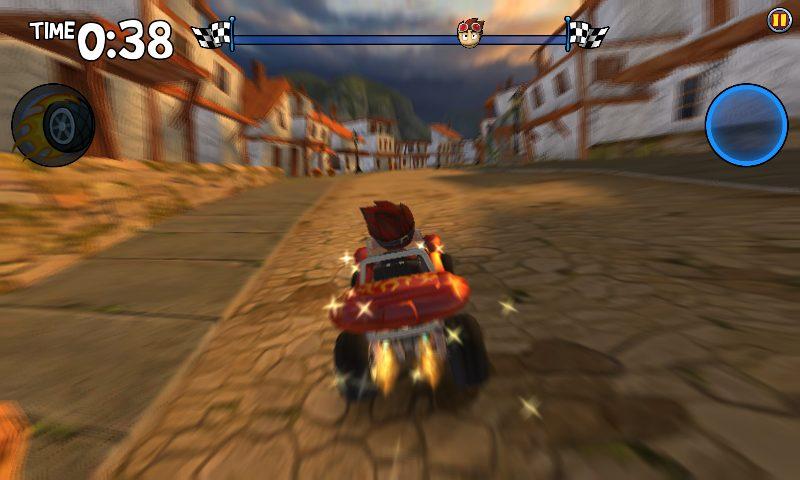 Beach Buggy Racing İnceleme