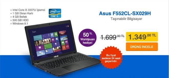 Asus f552cl