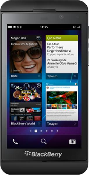 Huawei P20 Lite vs BlackBerry Z10 Karşılaştırması