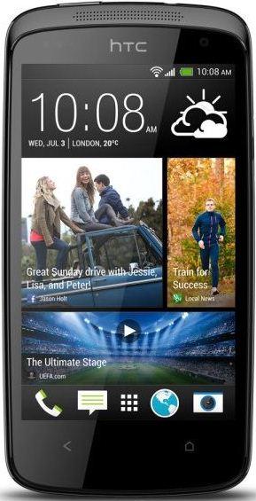 HTC Desire 500 ve Apple iPhone 5s karşılaştırması