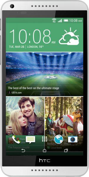 Samsung Galaxy S6 edge+ ve HTC Desire 816 dual sim karşılaştırması