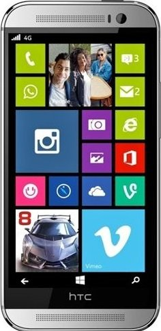 HTC One (M8) Windows