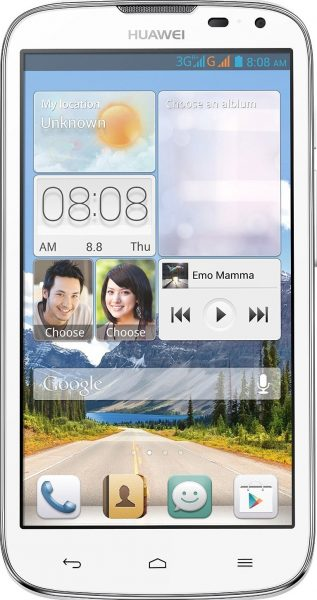 General Mobile GM 8 ve Huawei G610s karşılaştırması