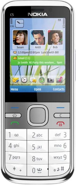 Nokia C5 5MP ve Samsung Galaxy A5 (2016) karşılaştırması