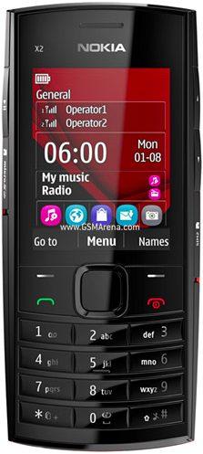 Nokia 216 ve Nokia X2-02 karşılaştırması