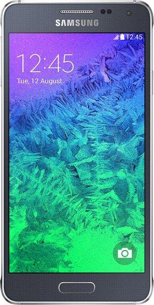 Apple iPhone X ve Samsung Galaxy Alpha karşılaştırması