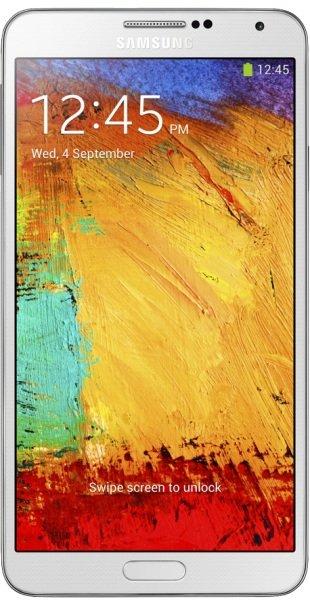 BlackBerry Aurora ve Samsung Galaxy Note 3 karşılaştırması