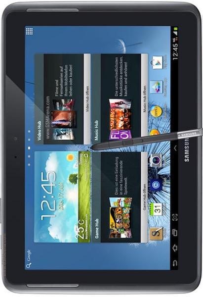 Samsung Galaxy Note LTE 10.1