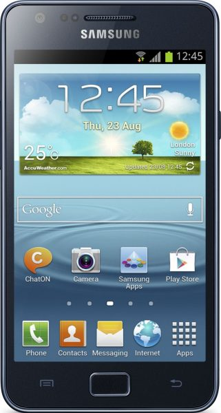 Samsung Galaxy S2 Plus