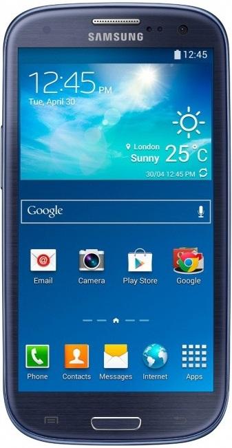 Apple iPhone 3G ve Samsung Galaxy S3 karşılaştırması
