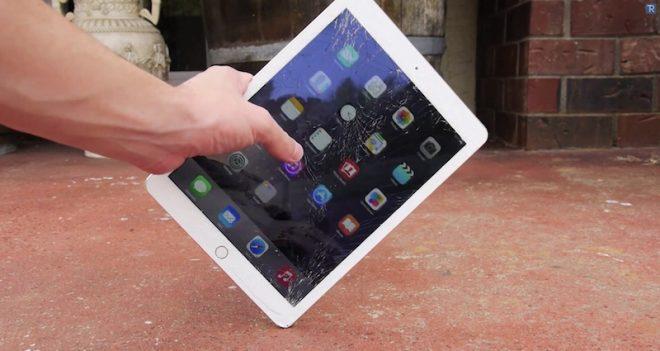 iPad-Air-2-bukulme testi