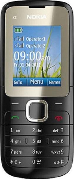 Apple iPhone XS vs Nokia C2-00 Karşılaştırması