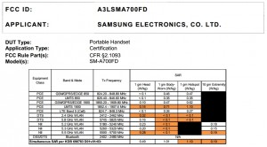 Samsung-Galaxy-A7-SM-A700-FCC-Certification