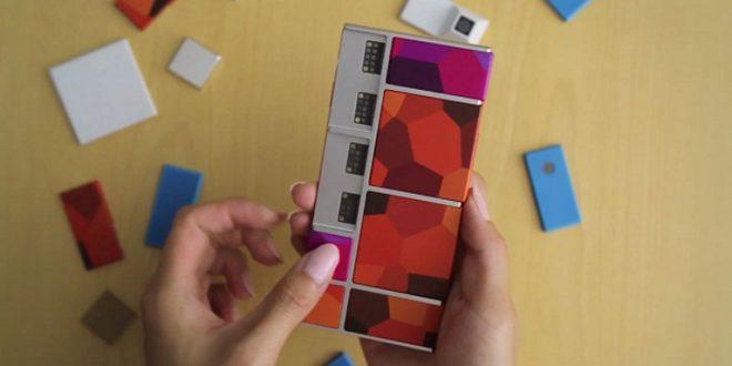 Google, Project Ara akıllı telefonlarıyla piyasaya hızlı girişyapacak