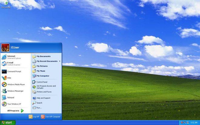 Microsoft Windows XP yi Hala Öldüremedi