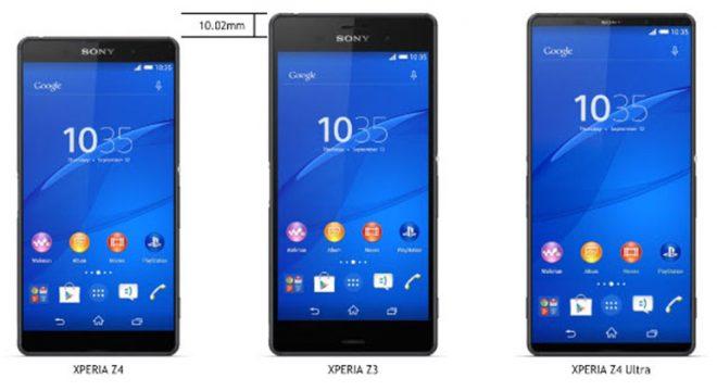 Sony Xperia Z4 Basın Görselleri Sızdırıldı mı ?