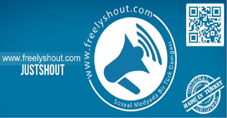 Freelyshout sosyal medya sitesi