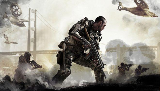 Advanced Warfare ile Cod serisi yükselişte.